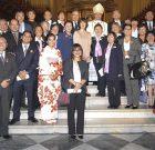 MISA EN LA CATEDRAL DE LIMA POR LA INMIGRACIÓN JAPONESA