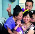 HONG KONG 母亲节